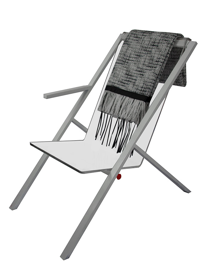 JACKSON one arm bandit chair JJJ